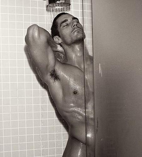 Awkward shower scene? New excerpt!