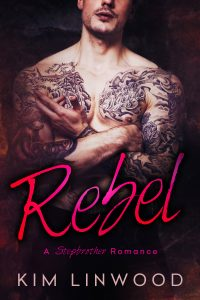 New release incoming! Rebel: A Stepbrother Romance