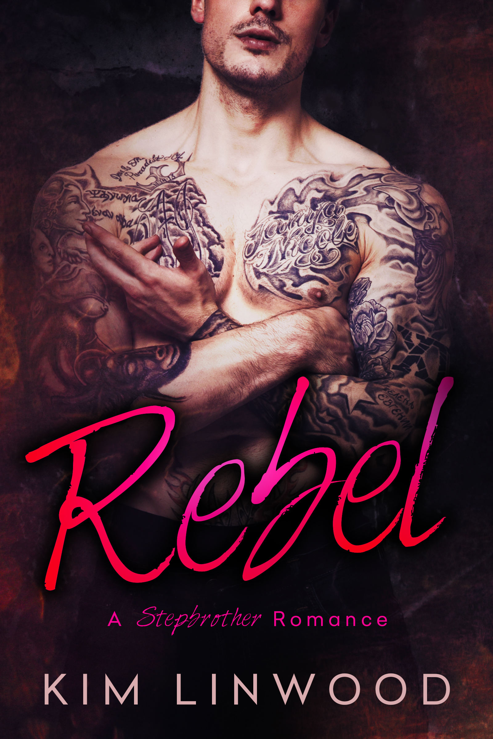 Cover of Rebel: A Stepbrother Romance